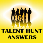 talent hunt quiz answer key 3/04/2019