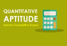maths quiz question answers | bank po maths quiz